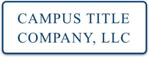 Campus Title Company Logo