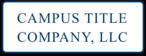 Campus Title Company Logo